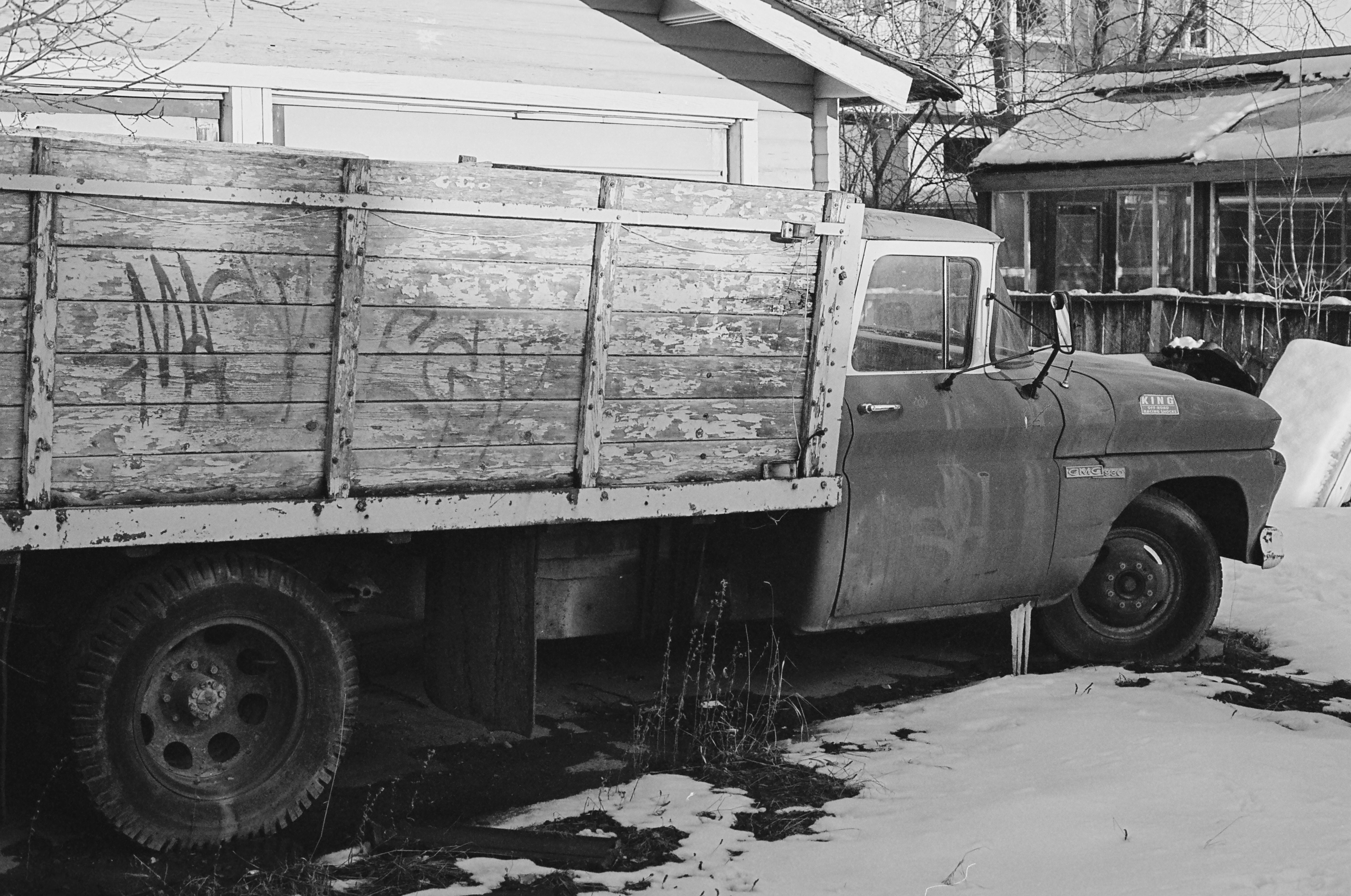 Abandoned Truck