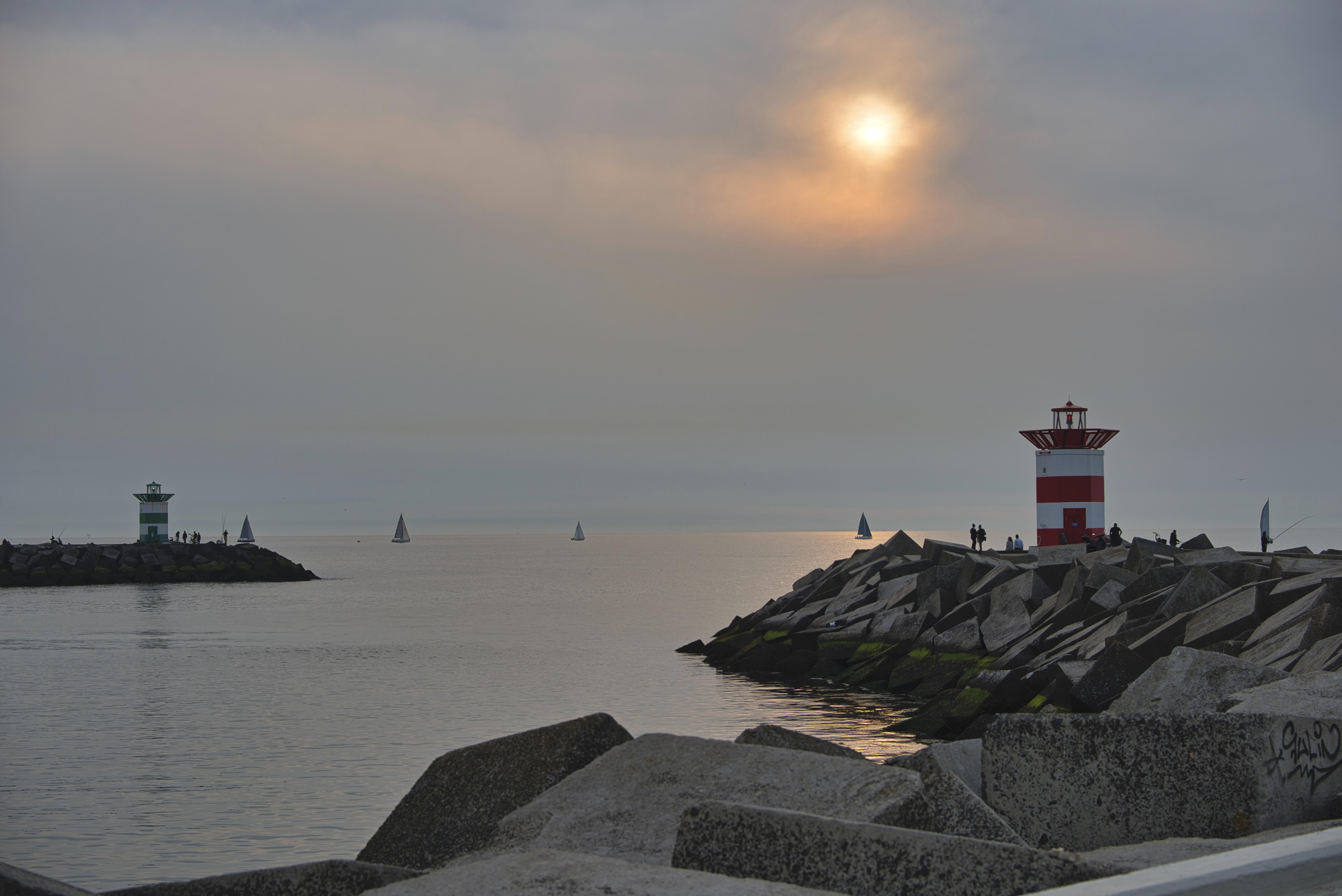 Light Fall, Dutch Harbour