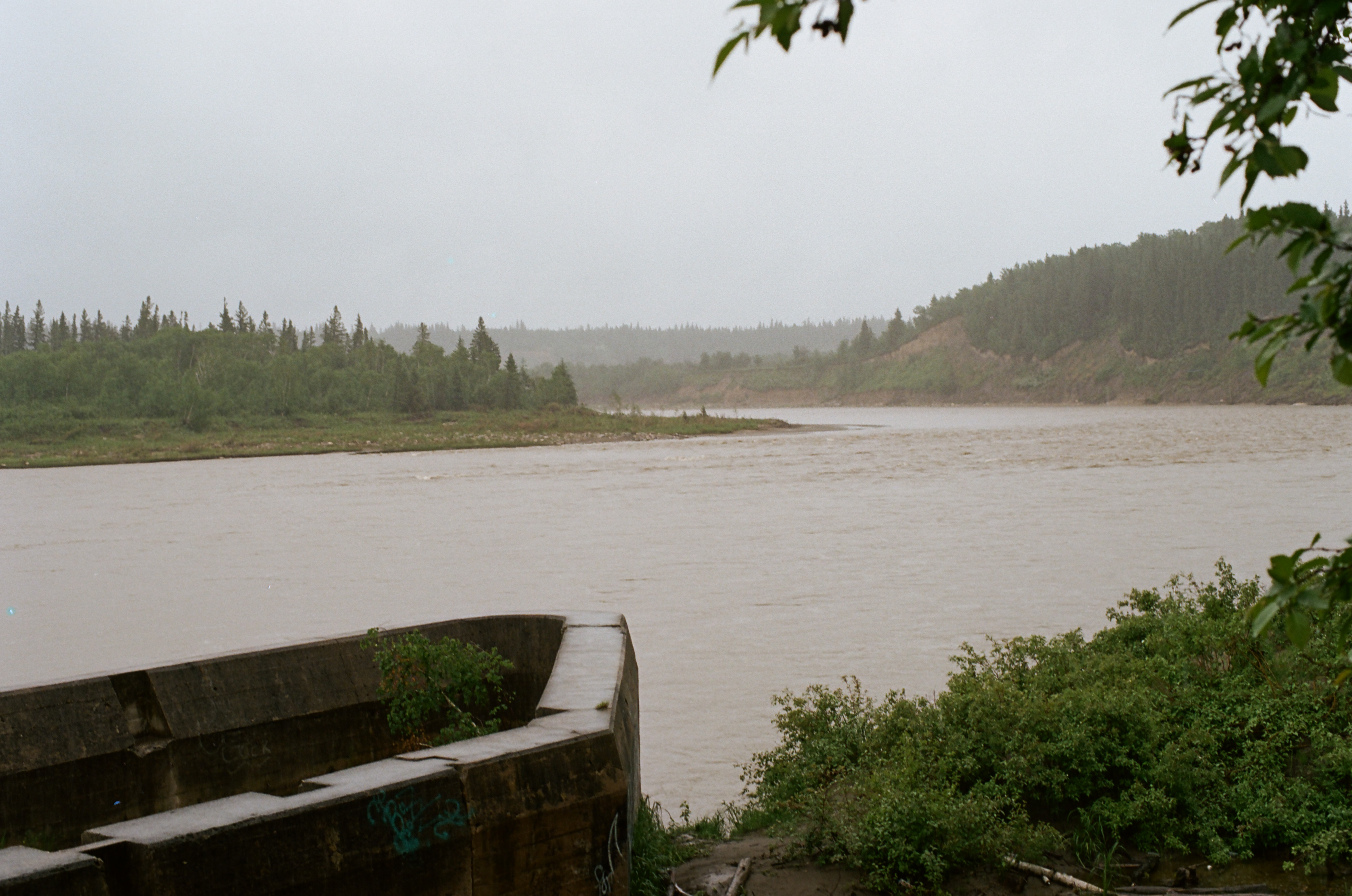 Swelling Waters, N. Saskatchewan