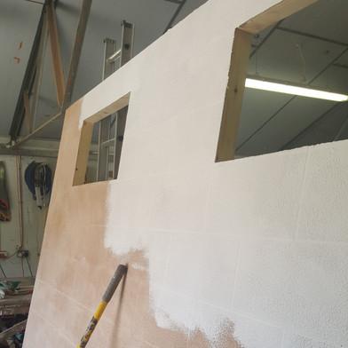 Garage Set Build