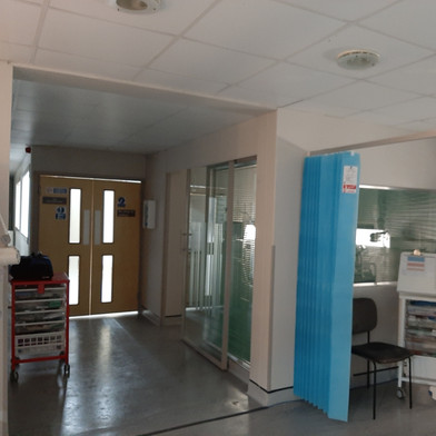 After Salisbury Poisoning - ICU Suite
