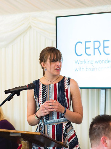 Cerebra House of Lords reception