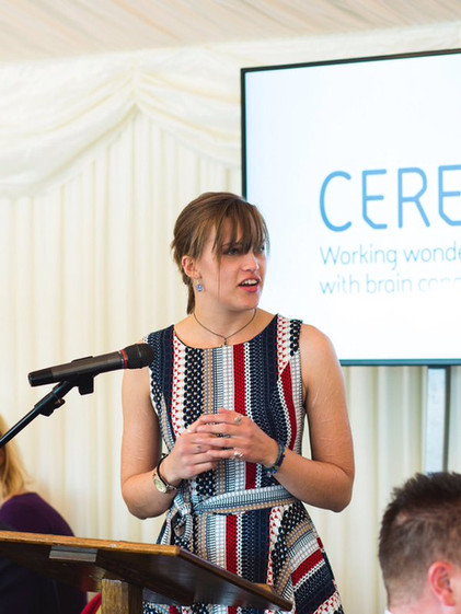 Cerebra House of Lords reception