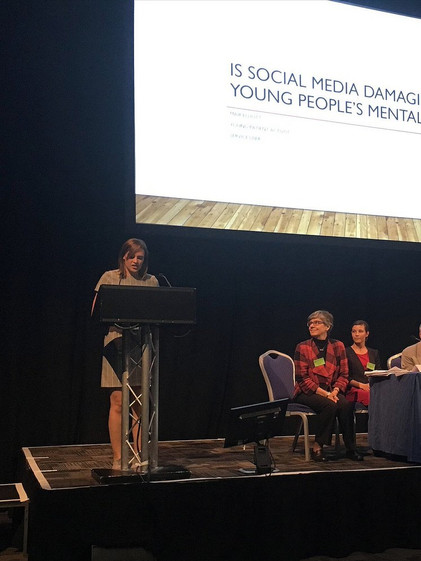 Child and Adolescent Psychiarty Faculty RCPsych conference debate