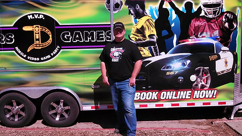 Dale Chaney and Dozers Games