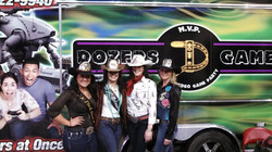 Rodeo Queens At the BHSS