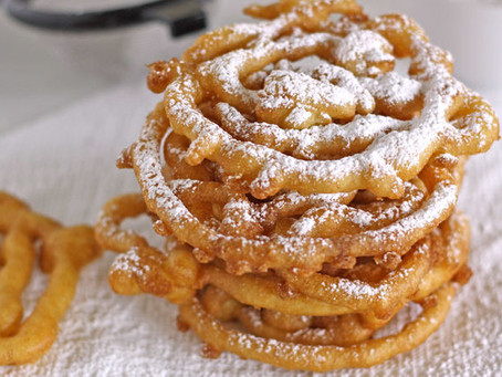 FUNNEL CAKES!!!!!!
