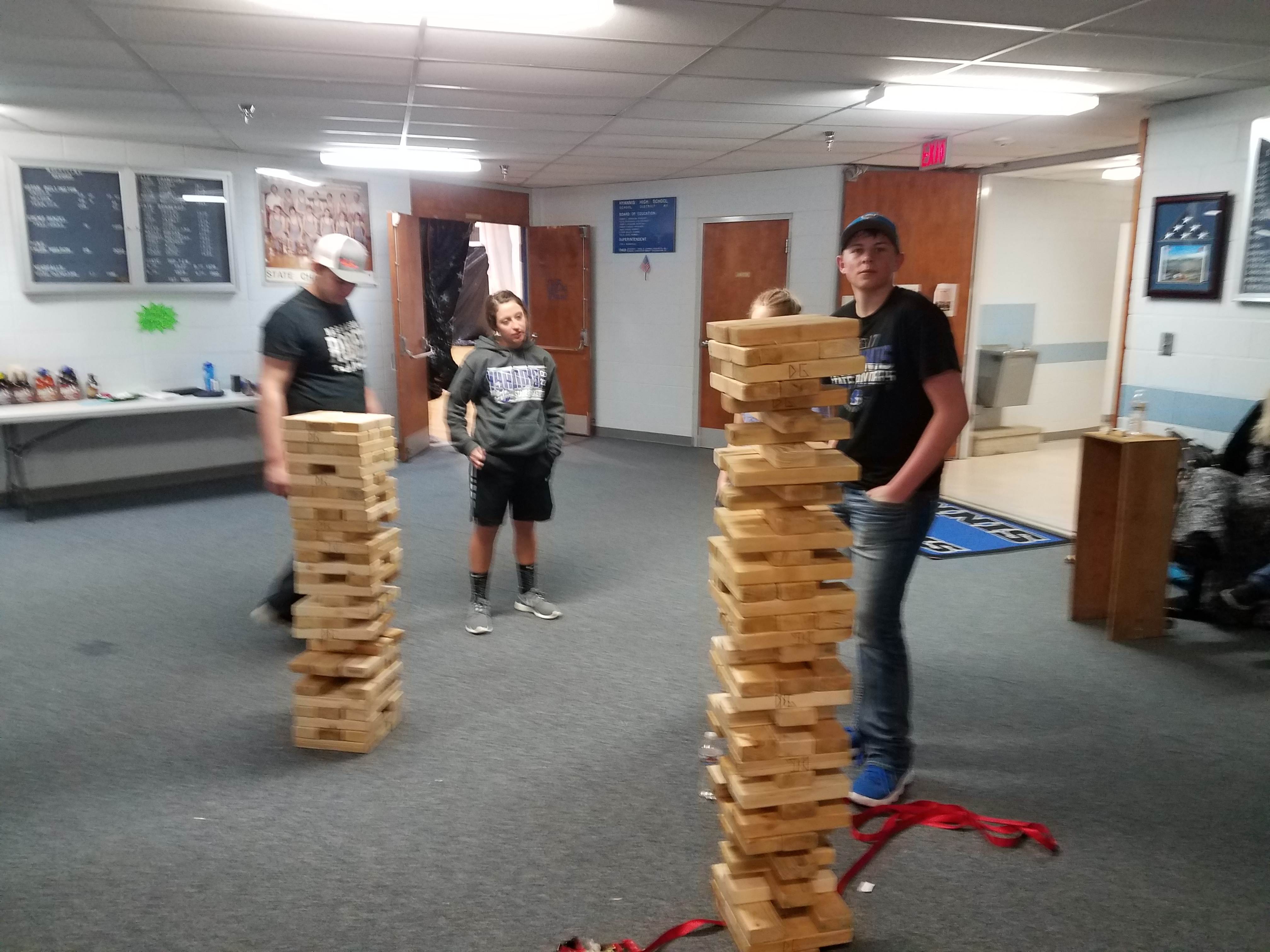 Dozers Games Topple Tower