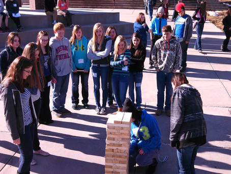 Chadron State College and Dozers Games 2014