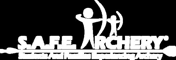 SAFE Archery logo WHITE.png