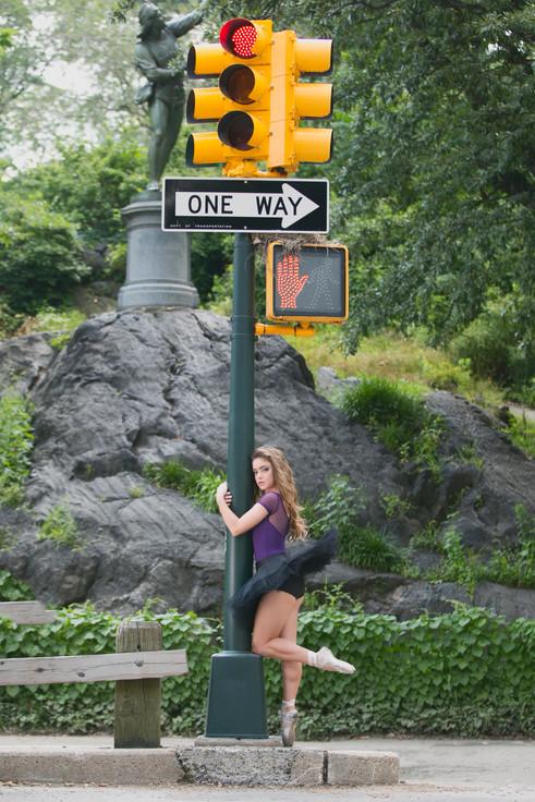 Megan Nadal, Central Park, NY