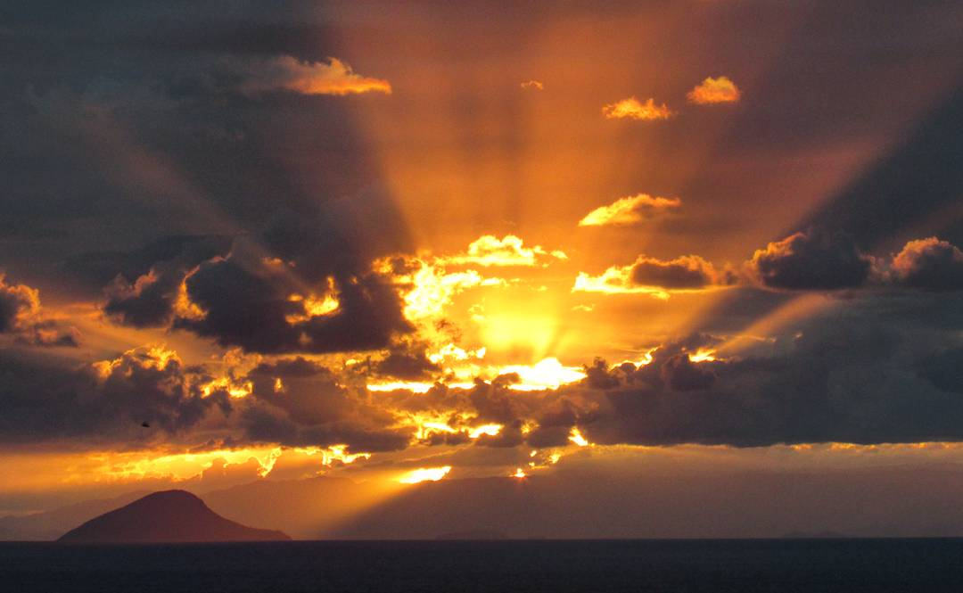 Por do Sol espetacular