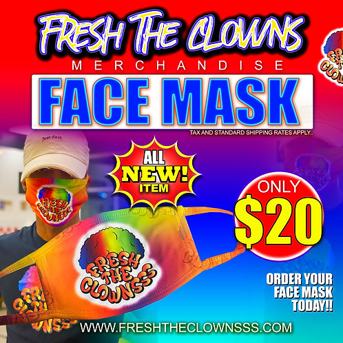 FTC FACE MASK