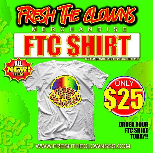 Fresh The Clownsss Official Kids T-Shirt