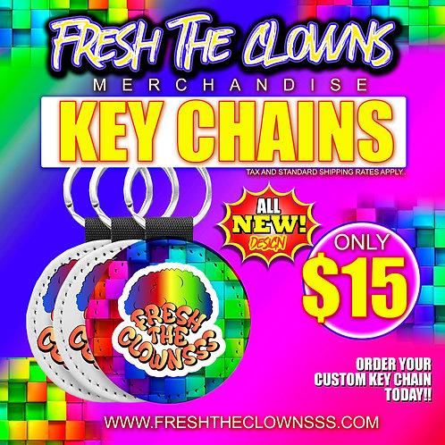 Fresh The Clown Key Chains