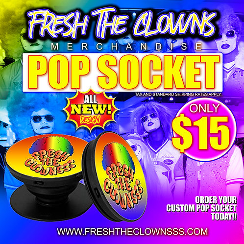 Fresh Pop Socket