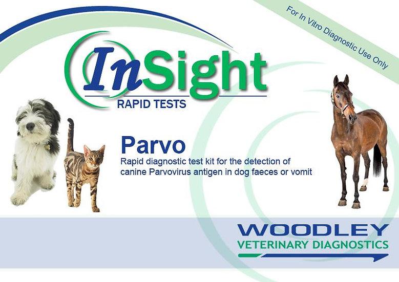 InSight PARVO test EACH