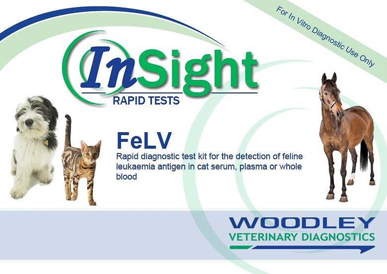 InSight FeLV test EACH
