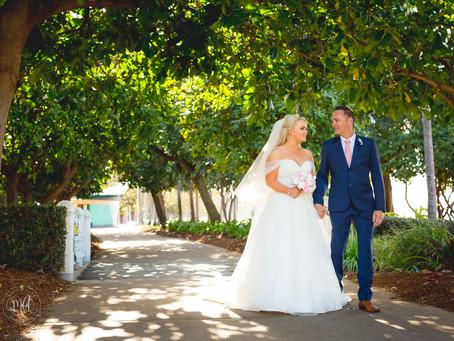 Emma + Scott's Townsville, Queensland Wedding