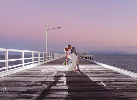 Elizabeth + Kris, Magnetic Island Wedding