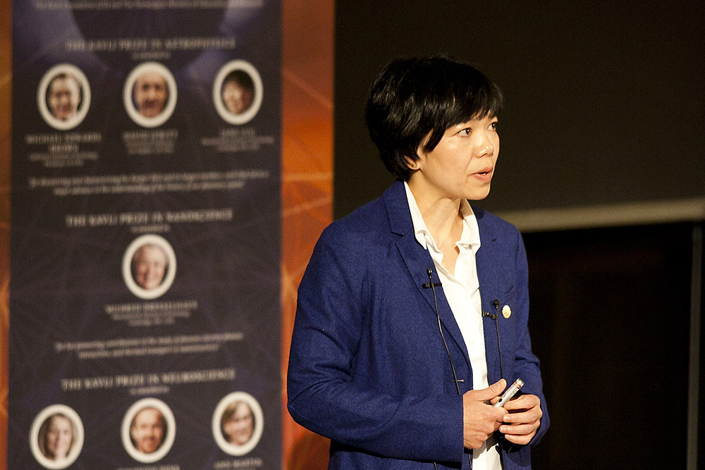 Dr. Jane Luu is a Vietnamese American astronomer