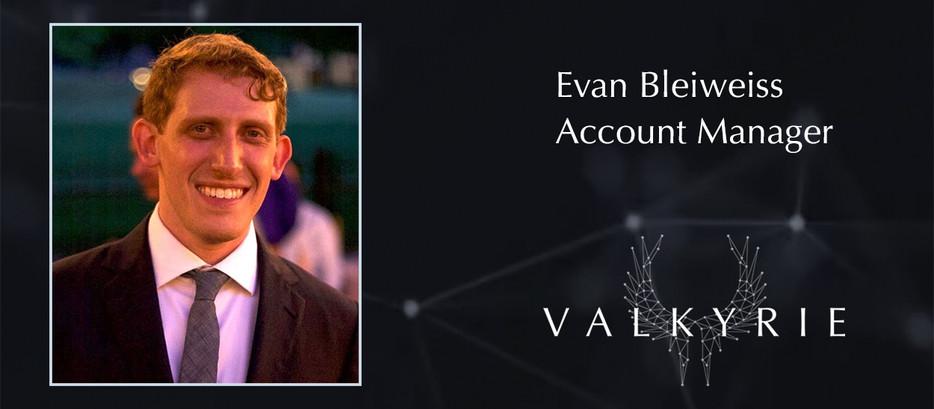 Valkyrie Scientist Spotlight: Evan Bleiweiss
