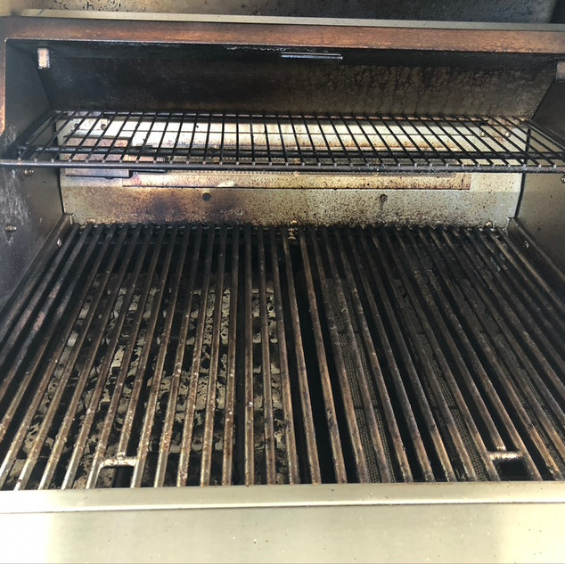 Dirty BBQ Grille