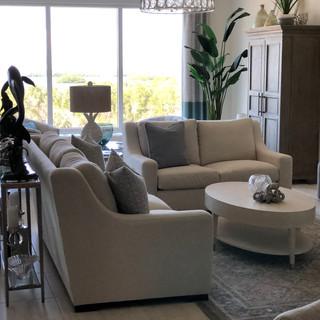 Sea Glass livingroom