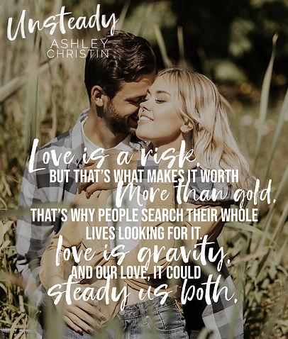 Love is a risk.jpg