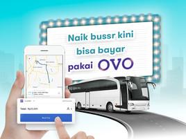 Yay! Bussr Go Cashless!
