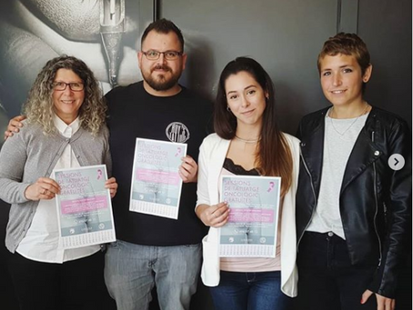 Colaboración solidaria en Berga
