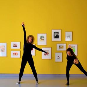 Dans idee voor groep 7 en 8