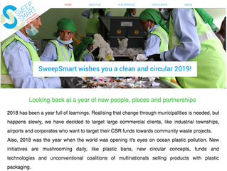 SweepSmart wishes you a clean and circular 2019!