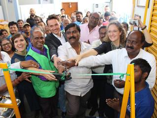 Vlog: SweepSmart and Hasiru Dala's 'Flagship' Waste Management Facility
