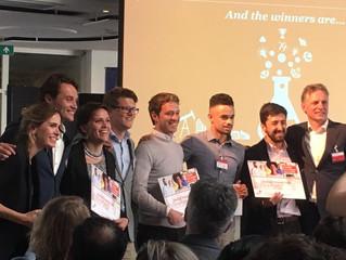 SweepSmart wins PwC Social Impact Lab
