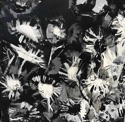 Night Dance - Sunflowers II