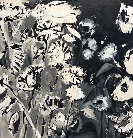 Night Dance - Sunflowers