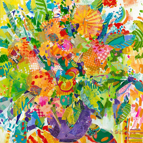 Tutti Fruitti Flowers