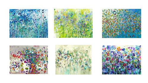 Floral Series - Notecards