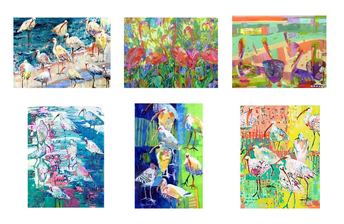 Bird Series - Notecards