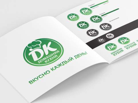 Logo and Identity archival works