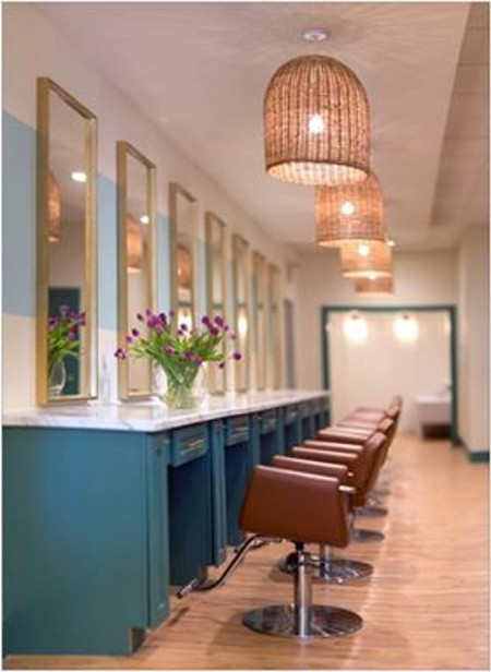 Step into our salon!