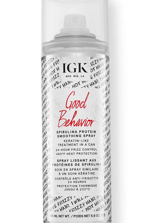 Good Behavior Smoothing Spray from IGK
