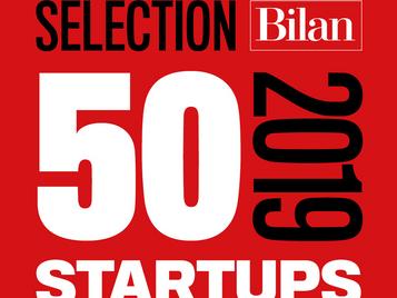 GridSteer selected among top 50 Swiss startups 2019