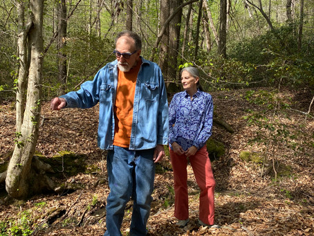 Kay and Larry Hess - Protecting Nature in North Georgia