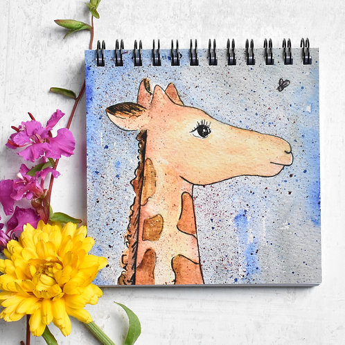 Notebook Jimmy the Giraffe