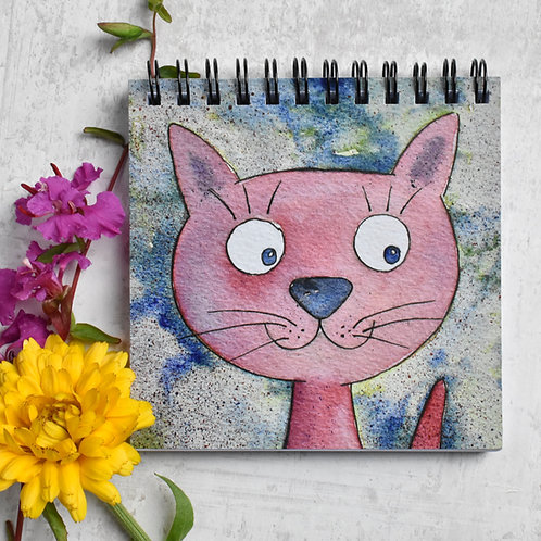 Notebook Purple Pixie