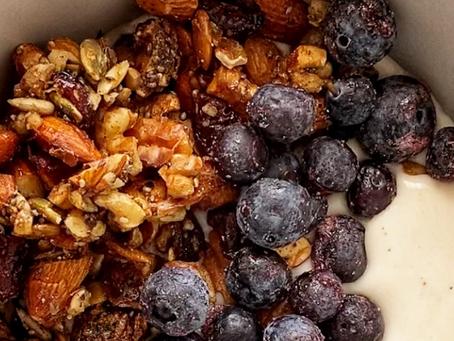 Nutnola: Homemade Grain Free Granola