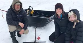Ice Fishing: Maine Adventure #6