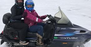 Snowmobiling: Maine Adventure #7